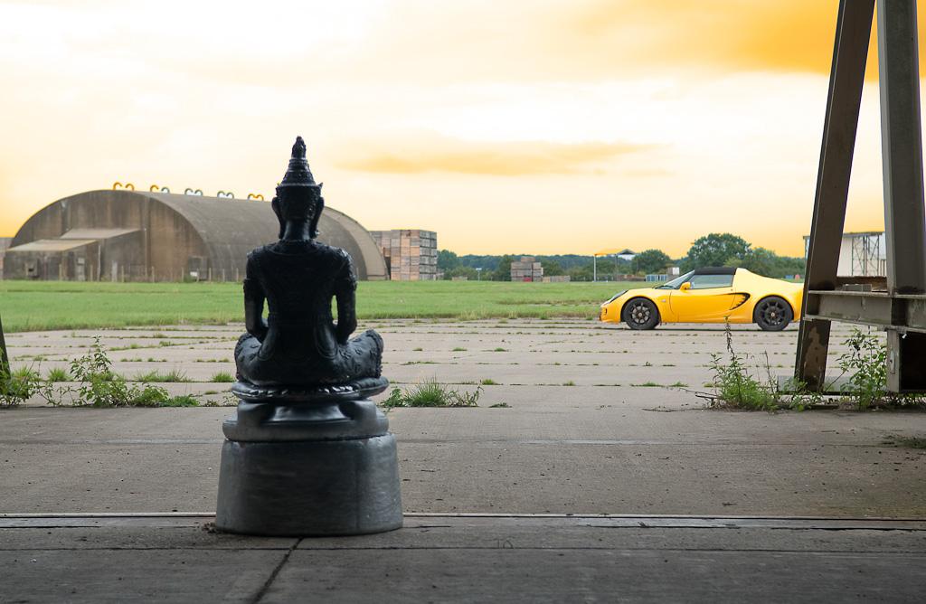 Beheading Buddha