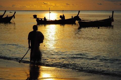 Thailand Sunset